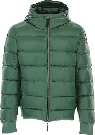 472549477834 Parajumpers Daunenjacke für Herren, wattierte Ski Jacke Günstig im Sale,  Waldgrün, Daunen,