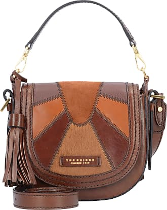 c47b14619855e The Bridge Handtasche Barga braun   kastanienbraun   dunkelorange