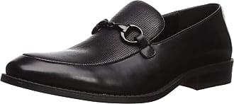 Unlisted by Kenneth Cole Mens Half Time Play Loafer, Black, 10.5 UK