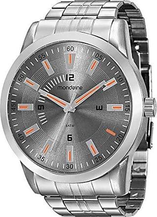 Mondaine Relógio Mondaine Prateado Masculino 99088g0mvne1