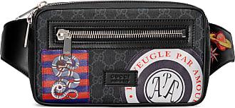 c2fc7241d2 Gucci Sac ceinture Suprême GG souple avec motif Night Courrier