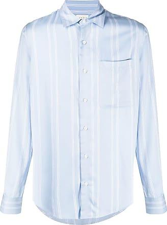 Sandro Camisa mangas longas - Azul