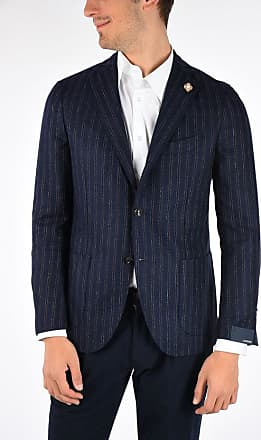 Lardini Silk Striped Blazer size 52