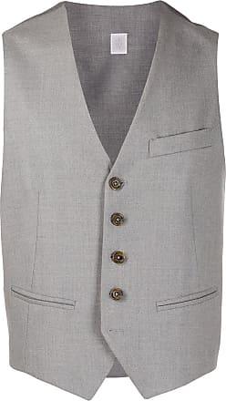 Eleventy single-breasted waistcoat - Grey