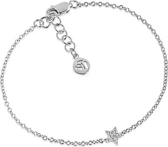 Sif Jakobs Jewellery Bracelet Mira with white zirconia