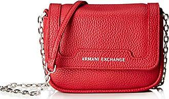 ea7ab61d92 Armani Small Crossbody Bag - Borse a tracolla Donna, Rosso (Royal Red),