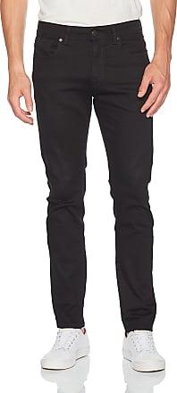 Selected Homme Mens Shnslim-Leon 1001 Black St JNS Noos Slim Jeans, W34/L36 (Size: 34)
