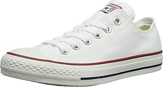 Converse Unisex Adults Chck Taylor All Star Ox Trainers Size: 6.5 Optical White
