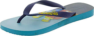 Havaianas Chinelo Masculino Simpsons Azul Havaianas - 4137889