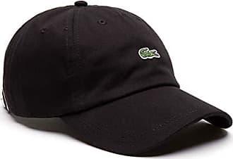 7aa5215abf6ca4 Lacoste RK4863 Herren Baseball Cap,Männer Schirmmütze,Baseball Mütze,Kappe ,Black(