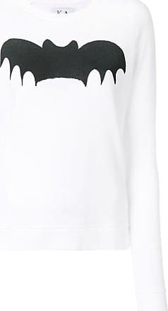 Zoe Karssen Bat print sweatshirt - White