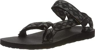 Teva Mens Original Universal Open Toe Sandals, Black (Canyon Dark Gull Grey Cd Gg), 10 UK (44.5EU)
