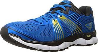 361° Mens Shield-M Running Shoe Blue/Black/Yellow 9 M US