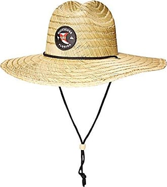 3c0fb69d379d6 ... sweden quiksilver mens destinado pierside sun hat black florida l xl  5c4e4 bc751