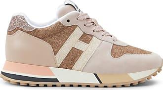 Hogan Sneakers H383, BEIGE, 37.5 - Schuhe