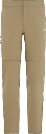 The North Face Exploration Convertible Pant Trekkinghose für Damen | beige/braun