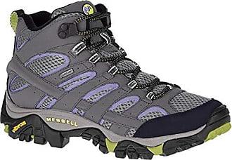 Moab 2 Leather Mid GTX, Chaussures de Randonnée Hautes Homme, (Pecan), 42 EU