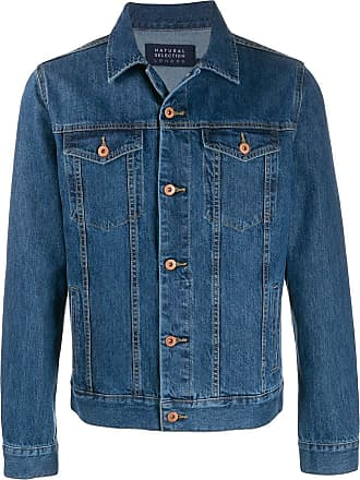 Natural Selection Jaqueta jeans Livingstone - Azul
