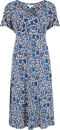 Velvet Bluebell Juna Kleid - Medium