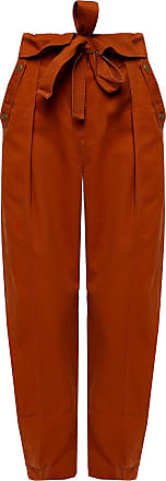 Ulla Johnson Rowen High-waisted Trousers Womens Brown