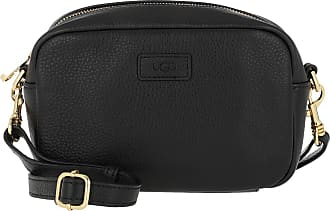 UGG Cross Body Bags - Janey II Crossbody Bag Leather Black - black - Cross Body Bags for ladies