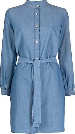 A.P.C. Vestido jeans - Azul