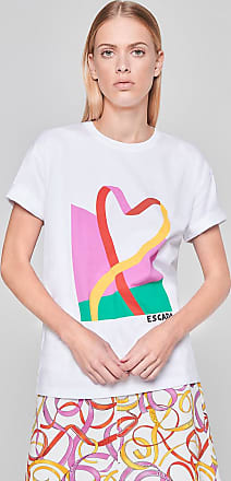 Escada Sport Heart Logo T-shirt