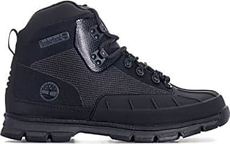 c5fa70fbee Timberland Euro Hiker Shell Toe Jacquard Shoes Men Black Schuhgröße US 11,5  | EU