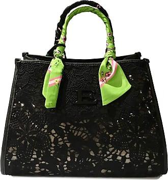 Ermanno Scervino Small Shopper Geneva 12400948 Black