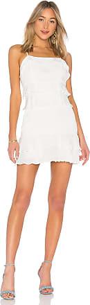 Parker Kristie Dress in White