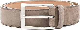 Scarosso Cinto com fivela quadrada - Cinza