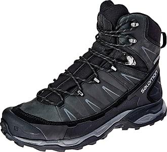 Salomon Mens Shoes X Ultra Trek GTX bk Mountain Boots, Black (Black/Black/Magnet), 10.5 UK