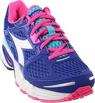 Diadora Womens M.Shindano 4 Ultramarine/Bright White Athletic Shoe