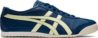 Onitsuka Tiger Unisex-Adult Mexico 66Â Shoes, Size: 8.5 D(M) US, Color: Mako Blue/Huddle Yellow