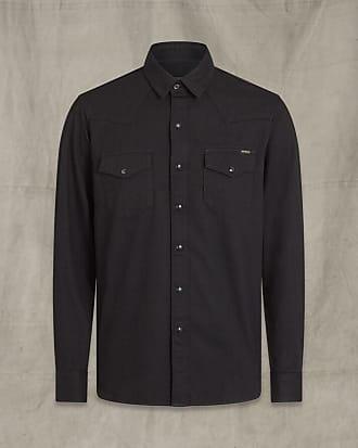 Belstaff Belstaff Western Shirt Black