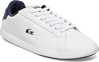 Lacoste Graduate Tri 1 Sfa Låga Sneakers Vit Lacoste Shoes