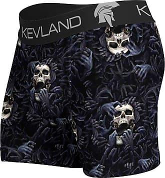 Kevland Underwear CUECA BOXER MANO NEGRA KEVLAND (1, GG)
