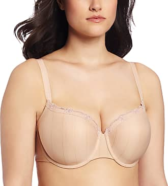 66cc05602091e Panache Womens Porcelain Viva Full Cup Plain Everyday Bra