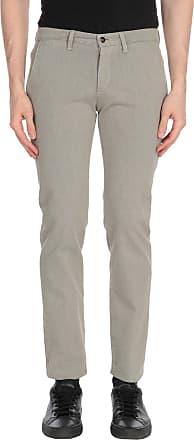 4/10 FOUR.TEN INDUSTRY TROUSERS - Casual trousers on YOOX.COM