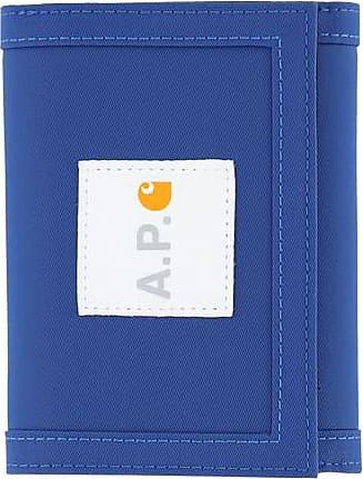 A.P.C. A.p.c. Carhartt wip shawn wallet INDIGO U