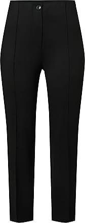 Riani Pantalon à plis noir