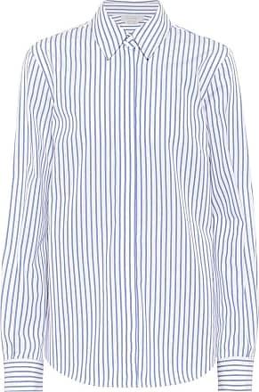 Gabriela Hearst Henri striped cotton shirt