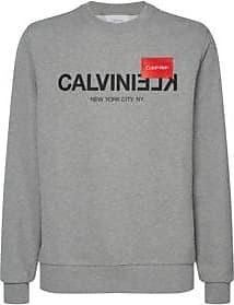 Calvin Klein Text Reverse Logo Sweatshirt