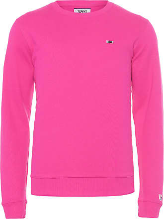 Tommy Jeans BLUSA MASCULINA CLASSICS CREW - ROSA