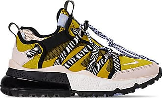 Nike Mens Air Max 270 Bowfin Casual Shoes, Yellow