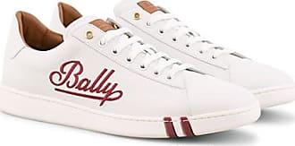 Bally Winston-R Logo Sneaker White Calf 36dff0af8eaac