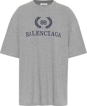 Balenciaga BB cotton T-shirt