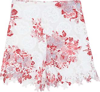 Z.o.e. Zone of embroidered HOSEN - Bermudashorts auf YOOX.COM