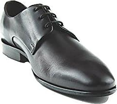 Prime Shoes Flexible Lake City Schn/ürschuh Braun Crust Cognac mit Budapestermuster aus feinstem Kalbsleder Sacchetto
