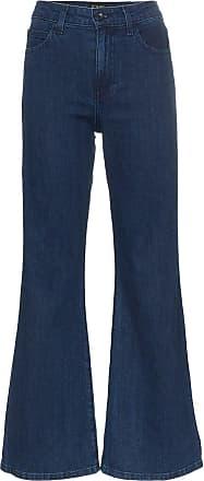 Eve Denim Calça jeans Jacqueline flare - Azul
